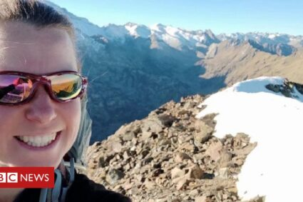 Esther Dingley: Remains confirmed as those of missing hiker
