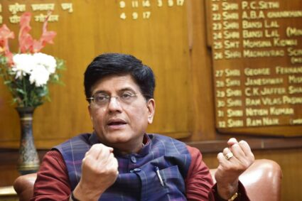 'Foreign investment in India at historic high, streak to continue': Piyush Goyal